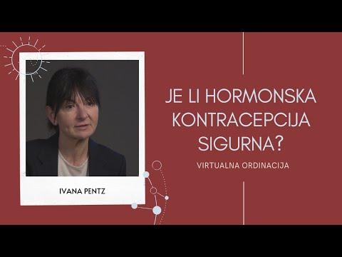 Pentz - hormonska kontracepcija