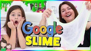 GOOGLE BESTIMMT UNSEREN SCHLEIM Challenge 😂 Google picks my slime CHALLENGE! Alles Ava