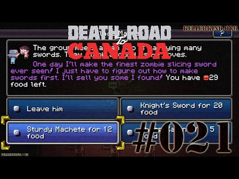 Death Road to Canada #21 – Eine robuste Machete ★ We play Death Road to Canada [HD|60FPS]