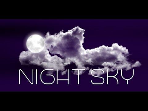 Video of Night Sky HD