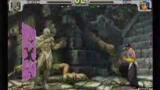 SBO5: Team RX vs Team Rikimaru b