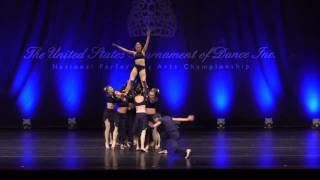 """Coco Petrin """"2017"""" (Contemporary Select Large Group) """"Follow Me Down"""" CMC Dance Company"""