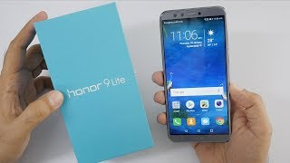 Honor 9 Lite Unboxing & Overview Budget Smartphone with 4 Cameras
