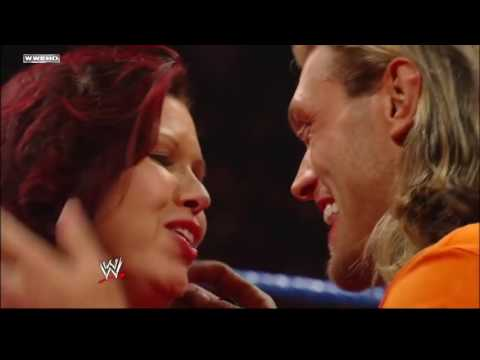 Rey Mysterio kills Edge's wedding proposal to Vickie 2008