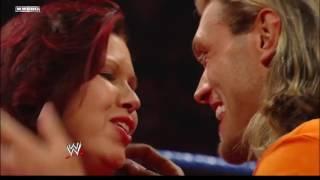 Rey Mysterio kills Edge's wedding proposal to Vickie 2008