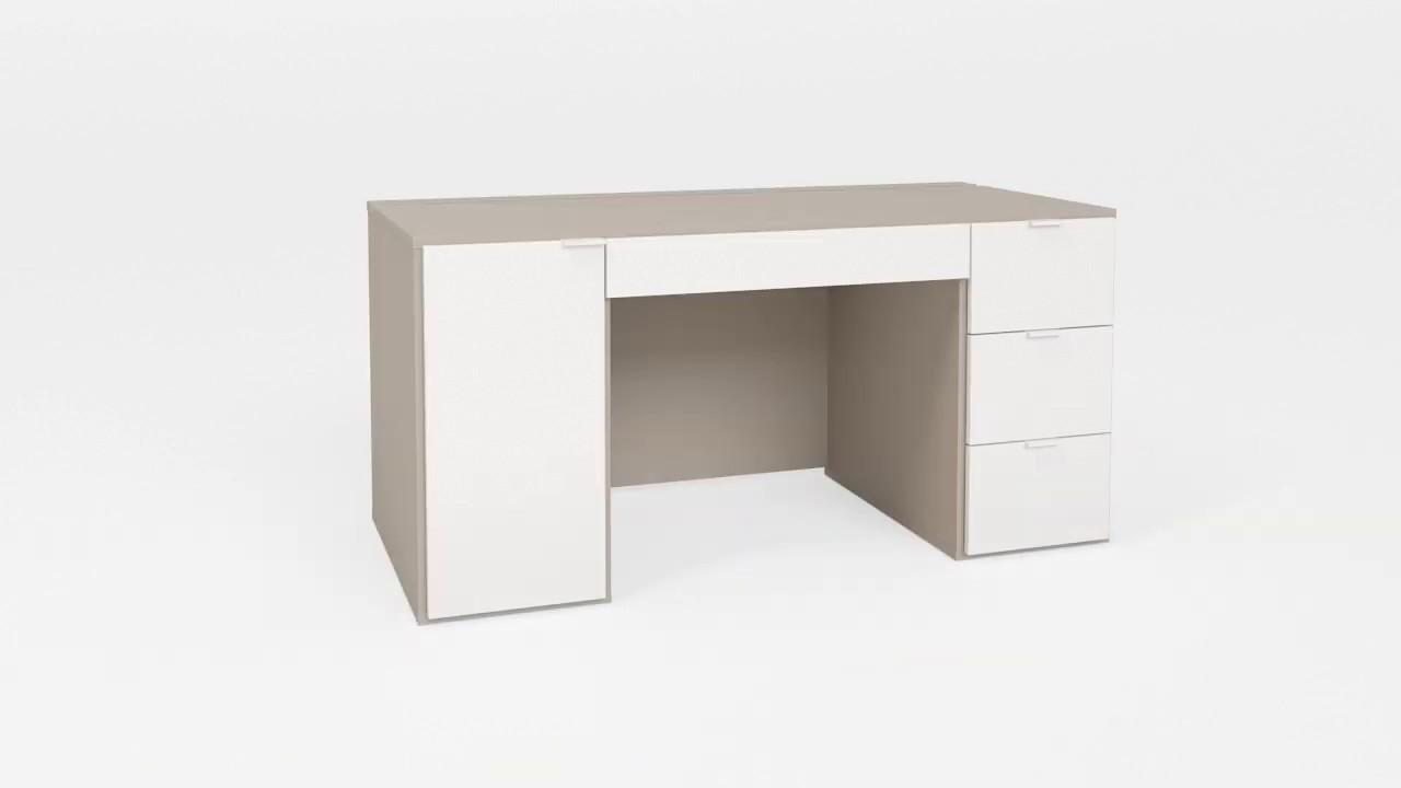 Simple Large Desk