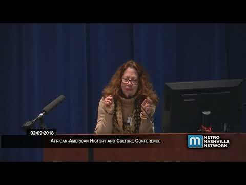 02/09/18 African American History and Culture Conference