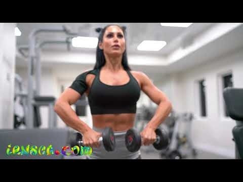 Dumbbell Upright Row to Front Raise
