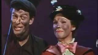 Mary Poppins Outtake: Julie & Dick switch Roles