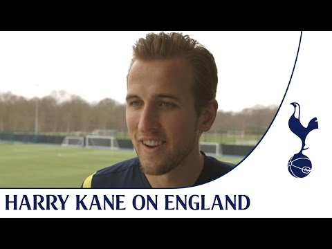 Harry Kane on his England call up | Spurs TV