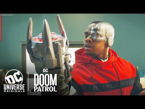 Doom Patrol 2.05 (Preview)