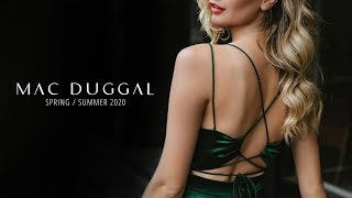 Mac Duggal 2020 Prom Dress And Evening Wear Collection