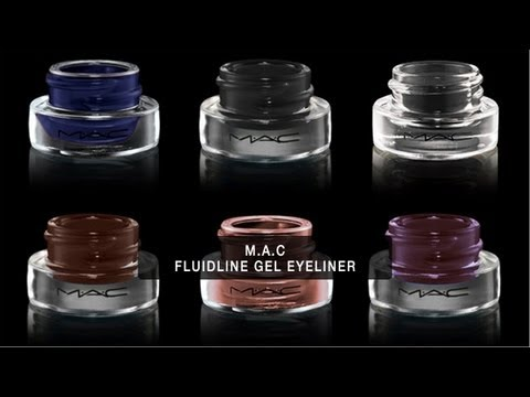 M.A.C FLUIDLINE GEL EYELINER: Expert Product Review