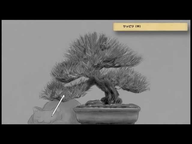 【じっくり絵心教室】基本コース ミニレッスン1「木」(Art Academy Tree)