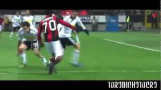 Robinho Milan 2010/2011 all goals HD