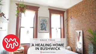 A Healing Home In Bushwick | House Tours | Apartment Therapy