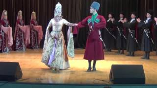 Kafkas Dansı SÜPER ÖTESI (Kabardey)
