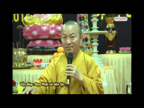 Vấn đáp: Ý nghĩa hộ trì Tam Bảo, chuyển hóa phiền não, ý nghĩa hộ niệm, Phật giáo Tây Tạng, nhân duyên đến với đạo Phật, đạo Phật và dân tộc, nghệp bệnh tật, kinh điển cho người tại gia
