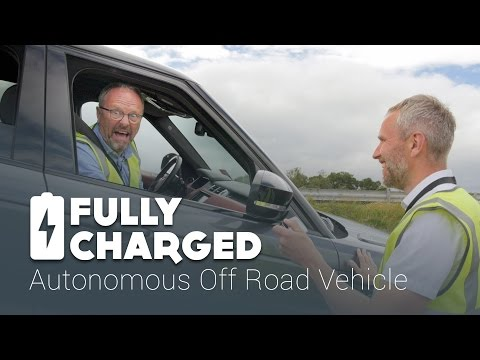 Autonomous Off Road Vehicle | Fully Charged