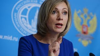 Это ШОК! Срочное заявление Марии Захаровой о событиях в Грузии