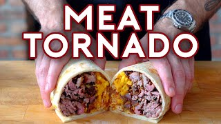 Binging with Babish: Meat Tornado from Parks & Rec