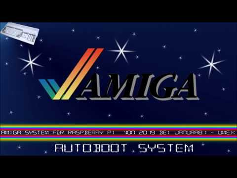 10,000+ Amiga Games For the Raspberry Pi 3 - Epic Collection
