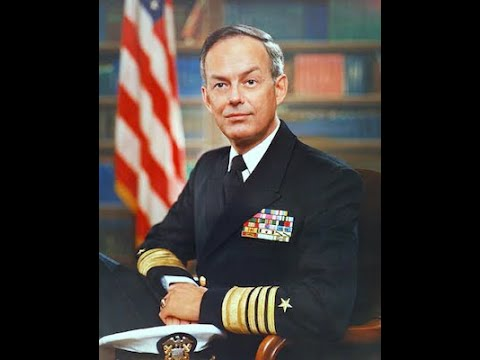 Admiral Bob R. Inman on Crash Retrievals