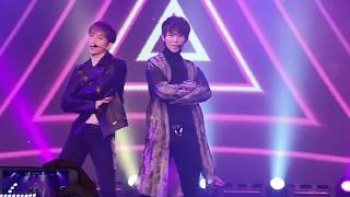 Trouble Maker -- 姜濤 & Anson Lo @ ONF [We Must Love] Asia Tour 2019 in Hong Kong (29.3.2019)