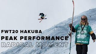 FWT20 Hakuba | Peak Performance Radical Moment