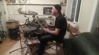 D.R.I. - Suit And Tie Guy (drum cover Bois)