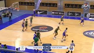 Baloncesto | UNICAJA - ROSALIA DE CASTRO - 1/8 De Final, Campeonato De España Cadete Masculino