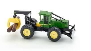 SIKU TOYS FARM. SIKU John Deere Skidder 4062
