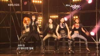 4 Minute - Who's Next Huh [21.05.2010 @ KBS]