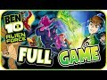 Ben 10: Alien Force Walkthrough Full Game Longplay psp