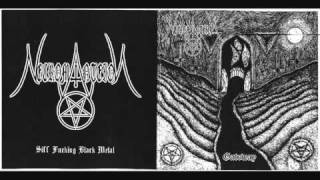 Necromanteion - welcoming satan