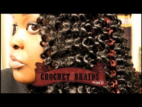 #HowTo Water Wave Crochet Braids (Protective Style)