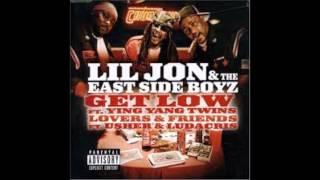 Lil Jon & The East Side Boyz  Get Low (Clean Version) HQ
