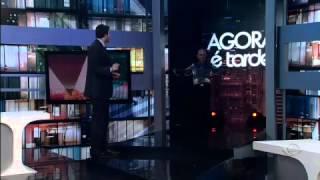 Agora é Tarde - Edson Cordeiro (20/03/2012) Completo