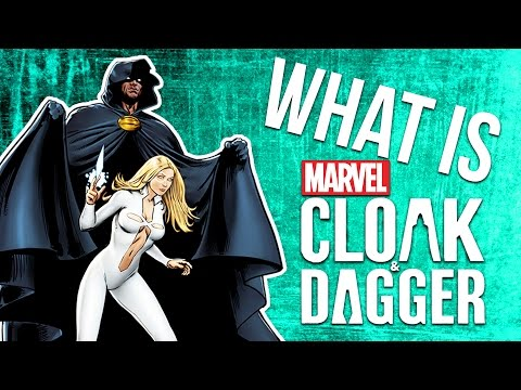 Marvel's Cloak & Dagger Comic Coming to ABC??