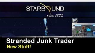 Equipment Upgrades! - Starbound: Frackin' Universe (Ep14)