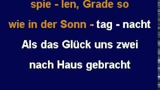 IMMER WIEDER SONNTAGS - Cindy & Bert - (Karaoke CD+G)