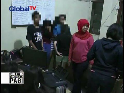 7 PSK di bawah umur dan 3 mucikari diamankan Polda Sumbar - BIP 26/02