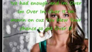 Over It by Jordan Pruitt w/lyrics
