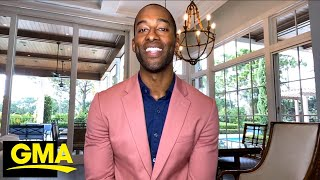 Matt James becomes the first black lead of 'The Bachelor' in franchise history l GMA