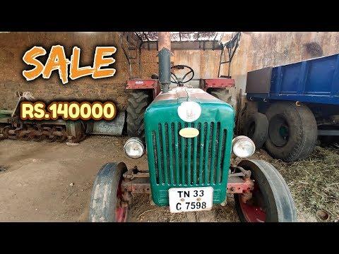 Old Mahindra 575 di tractor - Love farming - Video - Free