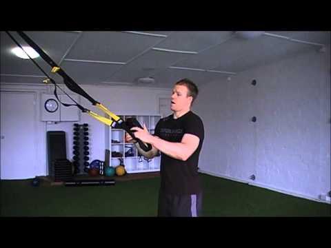 TRX Single Arm Row Tutorial