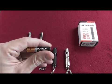 Top 3 Schlüsselanhänger LED's (LED Serie 1/3)