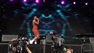 4   Backseat & Shea Butter Baby   Ari Lennox (Live @ Dreamville Festival 2019   Raleigh, NC)