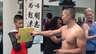 Can You Break These 6 Boards? - Kung Fu Board Breaking Challenge