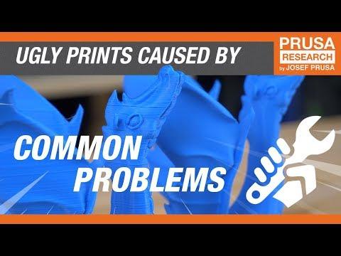 Jak vylepšit kvalitu vašich 3D výtisků na Original Prusa i3 MK3?